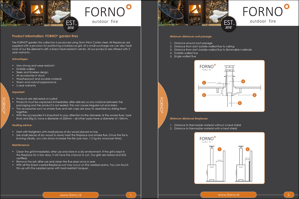 ADEZZ FORNO Product Information